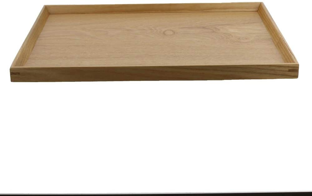 Table Ware East(テーブルウェアイースト)木製 ナチュラルスタックトレー44cm(LL)の商品画像1