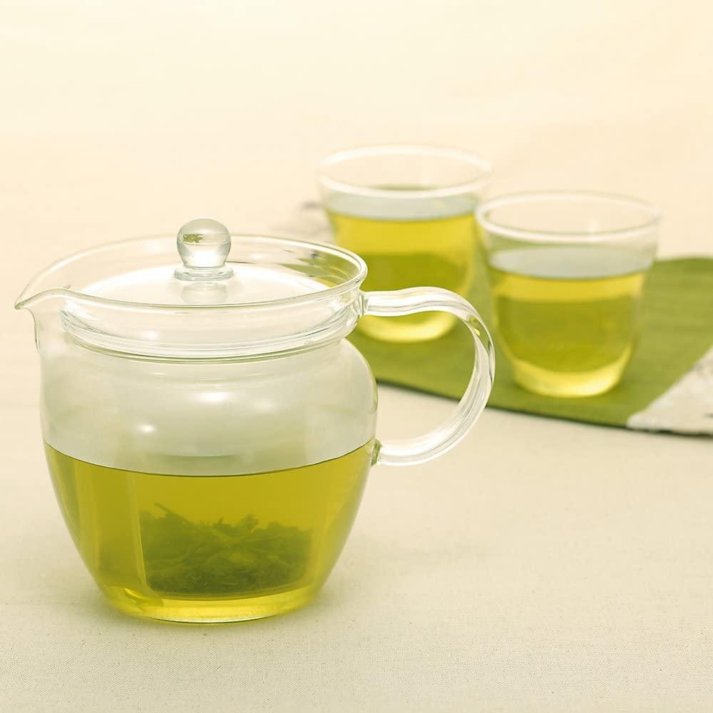 HARIO(ハリオ) 茶茶 なつめ  CHRN-2N クリアの商品画像3
