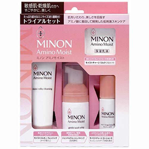 MINON(ミノン) アミノモイスト トライアルセットの商品画像