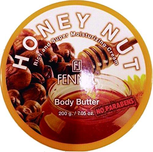 FENNEL(フェネル) ボディバター ハニーナッツの商品画像
