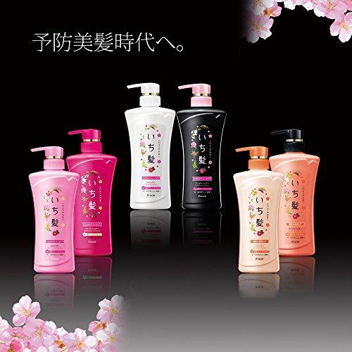 いち髪(ICHIKAMI) いち髪 なめらかスムースケア シャンプー 詰替用2回分の商品画像8