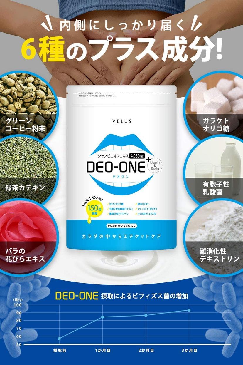 VELUS(ベルス) DEO-ONEの商品画像5