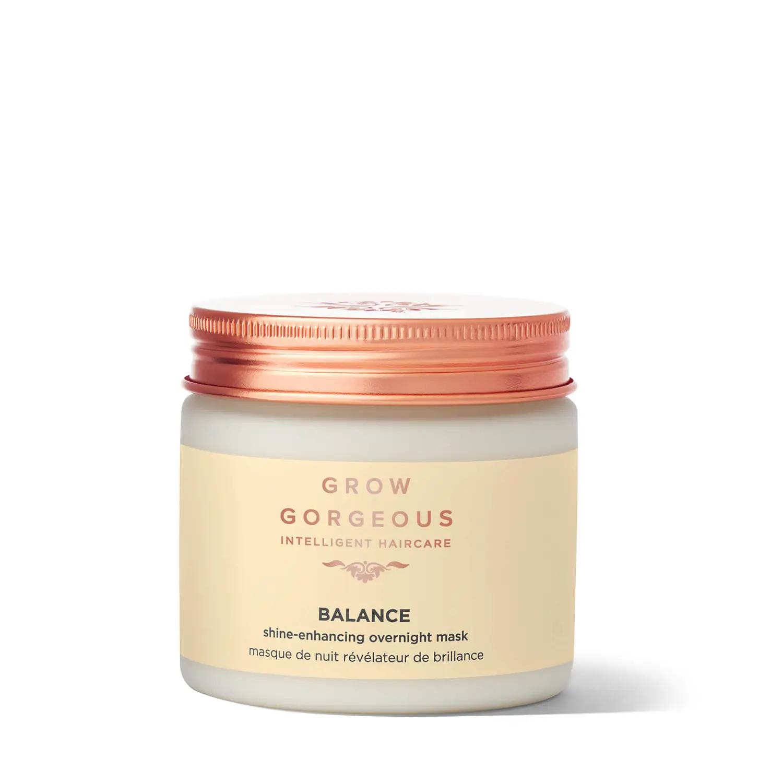 GROW GORGEOUS(グローゴージャス) バランス シャインエンハンシング オーバーナイト マスクの商品画像