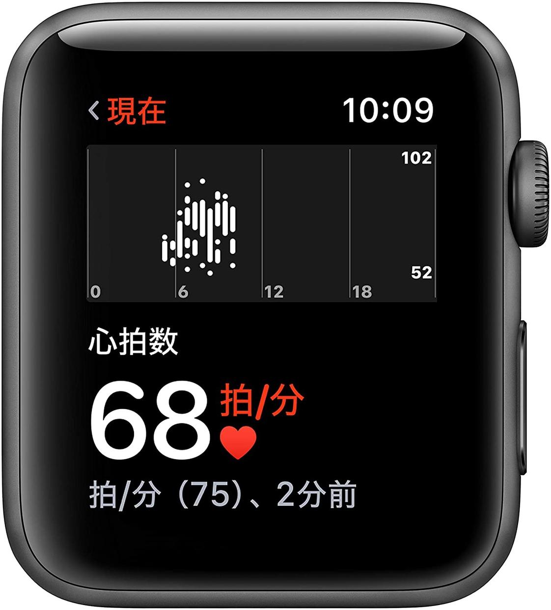 Apple(アップル) Apple Watch Series3(GPSモデル) MTF32J/Aの商品画像5