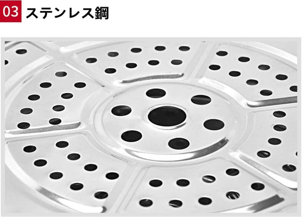 Mioke 蒸鍋の商品画像4