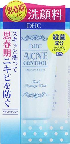 DHC(ディーエイチシー) 薬用アクネコントロール フレッシュ フォーミングウォッシュ