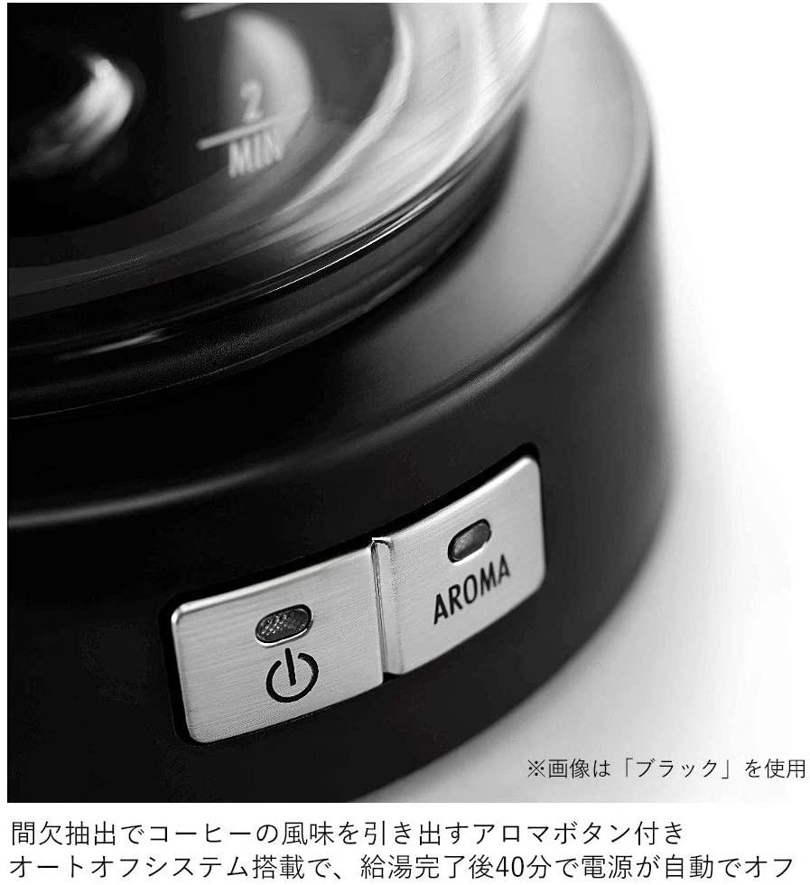 De'Longhi(デロンギ)ドリップコーヒーメーカー ICM14011Jの商品画像4