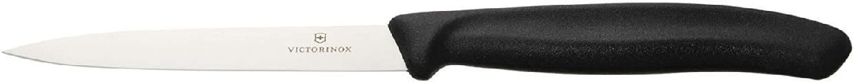 VICTORINOX(ビクトリノックス) スイスクラシック パーリングナイフ10cm 6.7703E BLACKの商品画像3