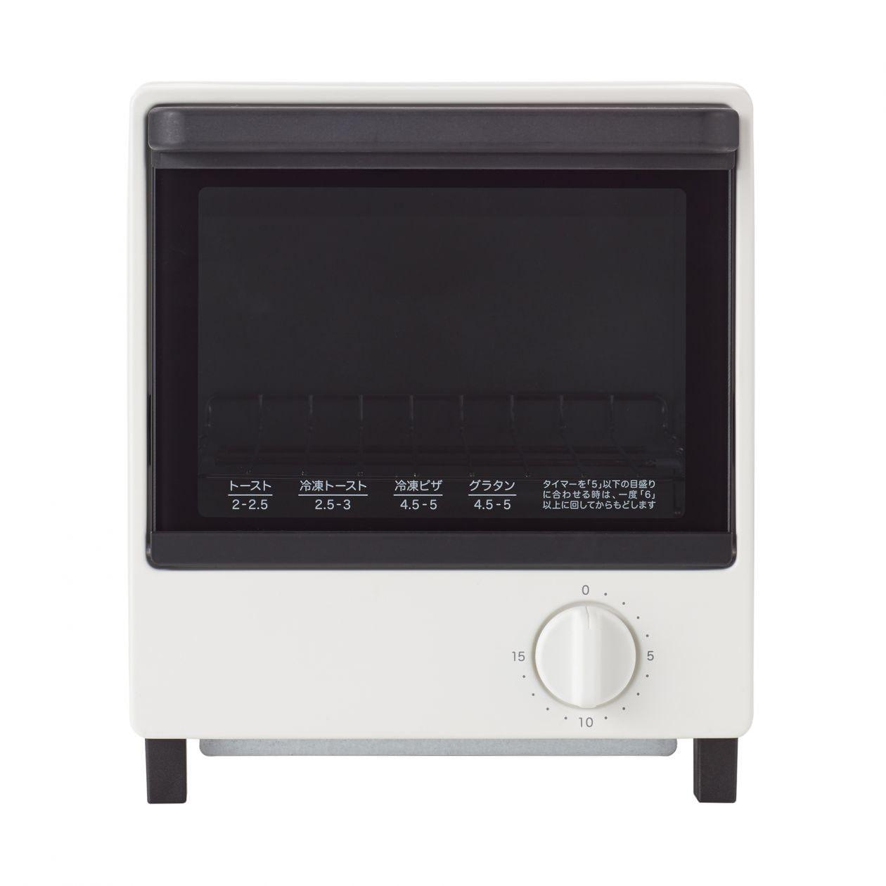 無印良品(MUJI) オーブントースター MJ-SOT1の商品画像
