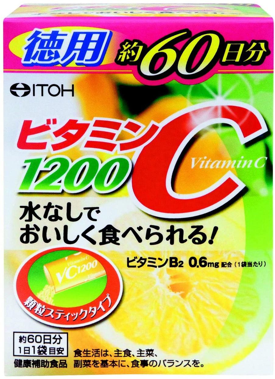 井藤漢方製薬 ビタミンC1200の商品画像