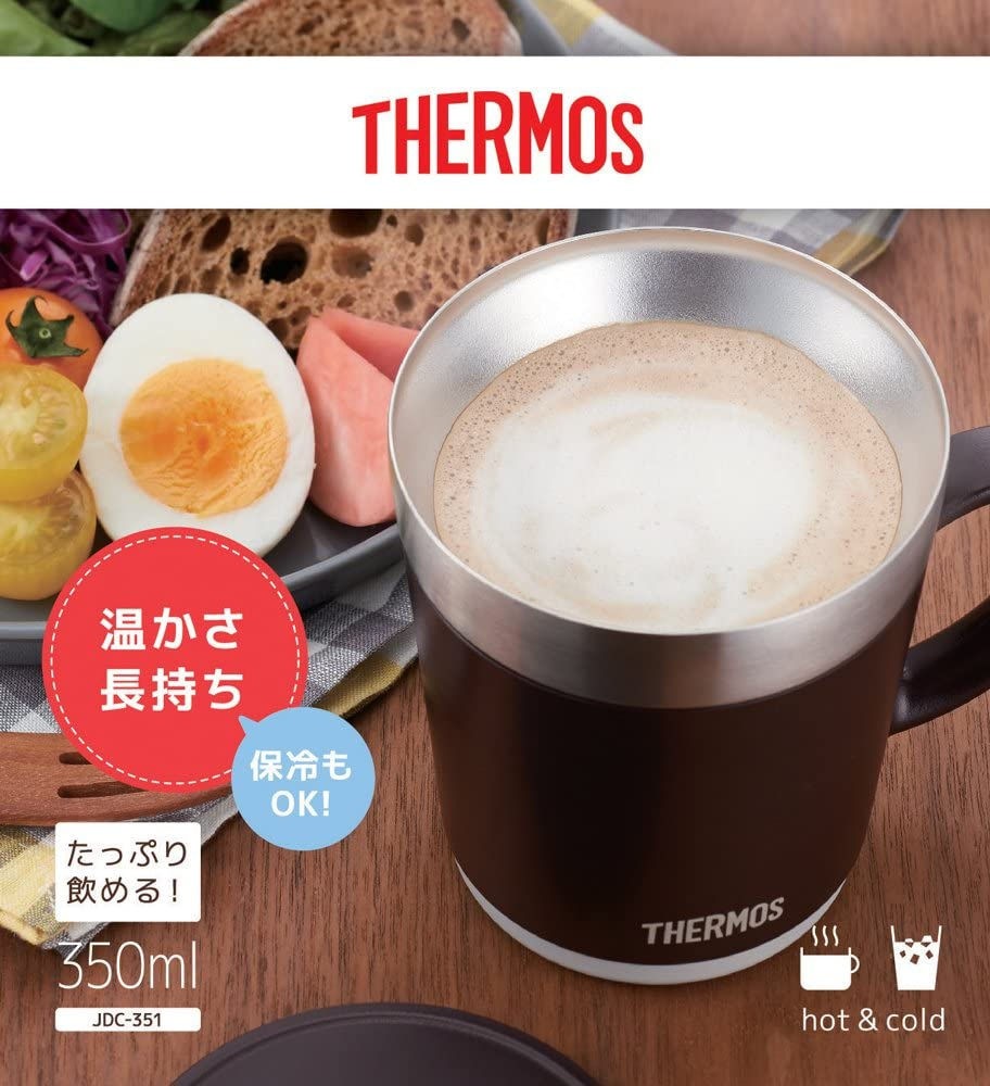 THERMOS(サーモス) 保温マグカップの商品画像5