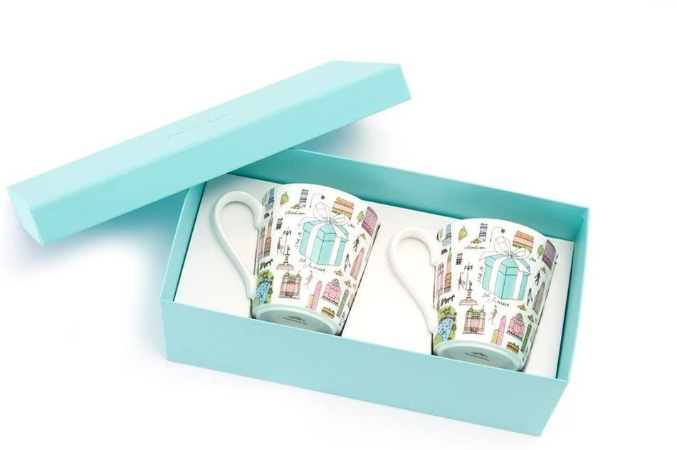 TIFFANY(ティファニー) 5thアベニューペアマグカップの商品画像