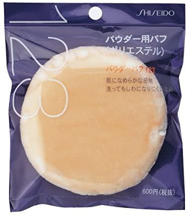 資生堂(SHISEIDO) パウダーパフ 123の商品画像2