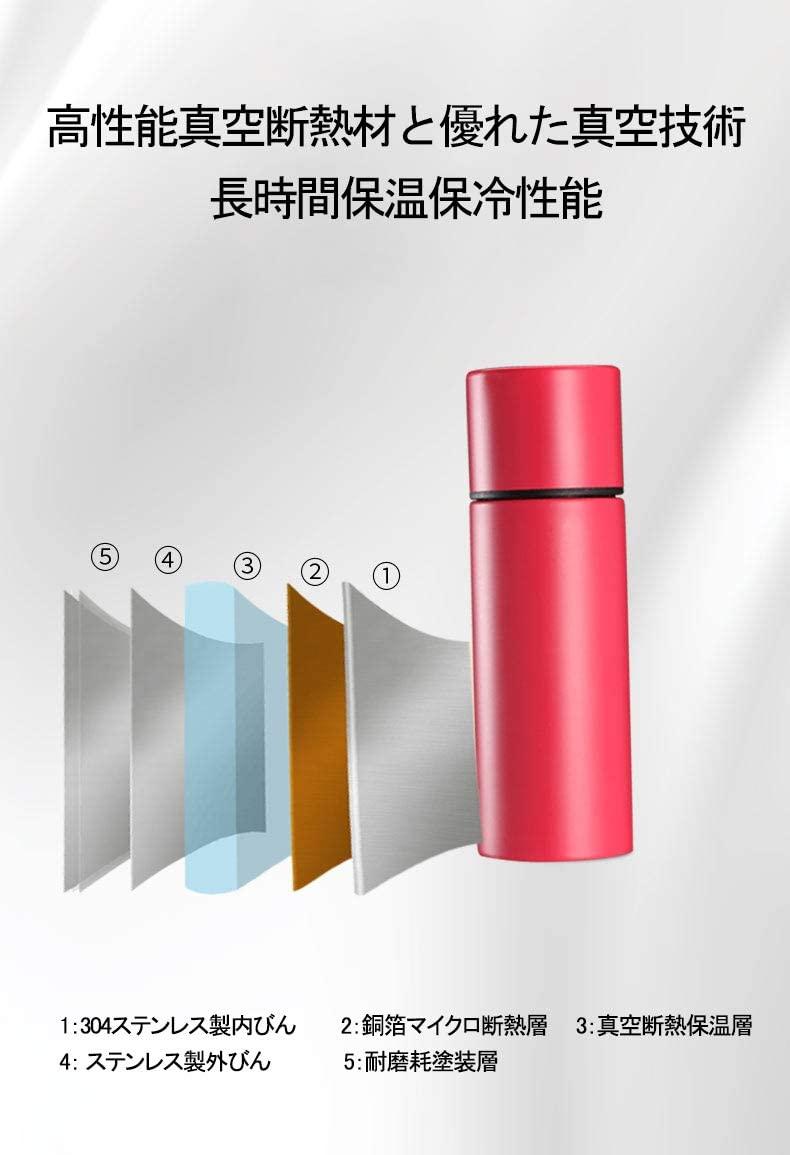 BELO マグボトル 140ml シルバーの商品画像4