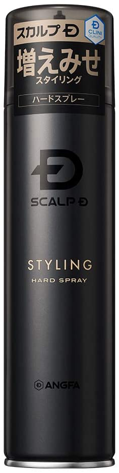 SCALP D(スカルプD) ハードスプレーの商品画像