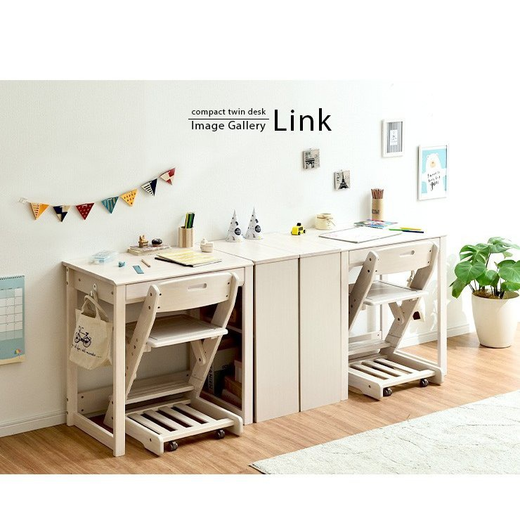 スマート・アイ コンパクトツインデスク Linkの商品画像18