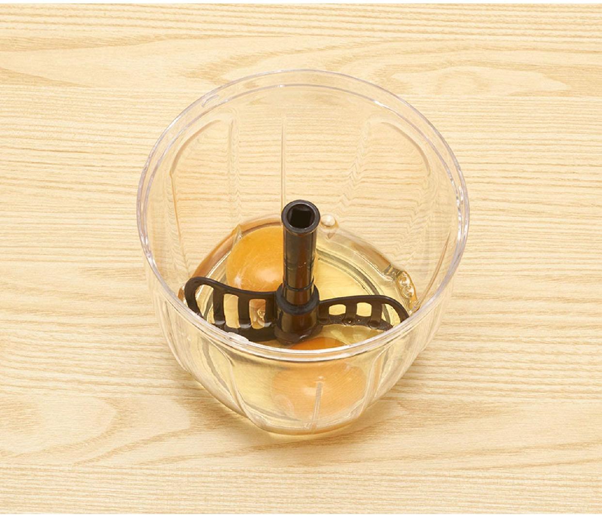 Toffy(トフィー)ハンディチョッパー SHELL PINK K-HC2-SPの商品画像8