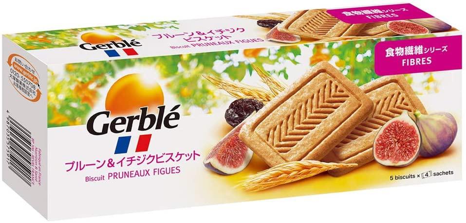 Gerble'(ジェルブレ) プルーン&イチジクビスケット