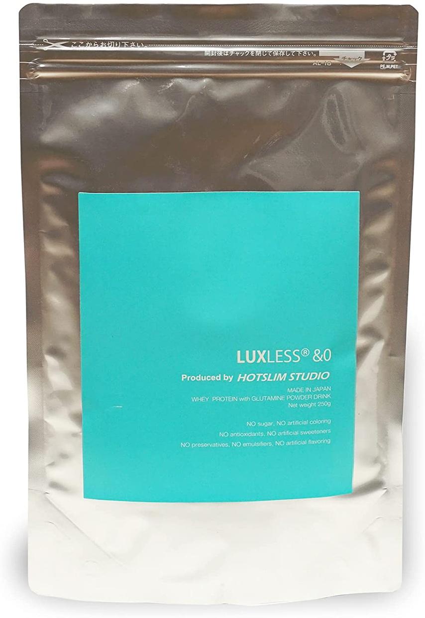 LUXLESS&0(ラグレス) ホット スリム スタジオの商品画像