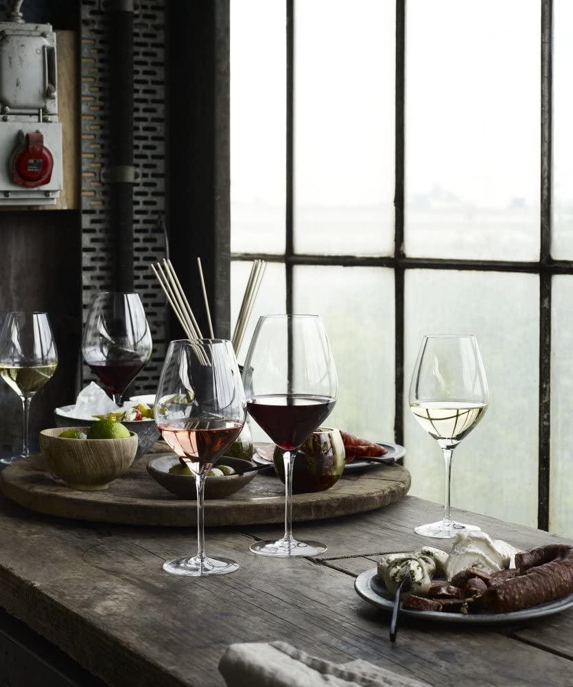 HOLMEGAARD(ホルムガード) CABERNET カベルネ ワイングラス<6客セット> 350ml 4303382 クリアの商品画像2