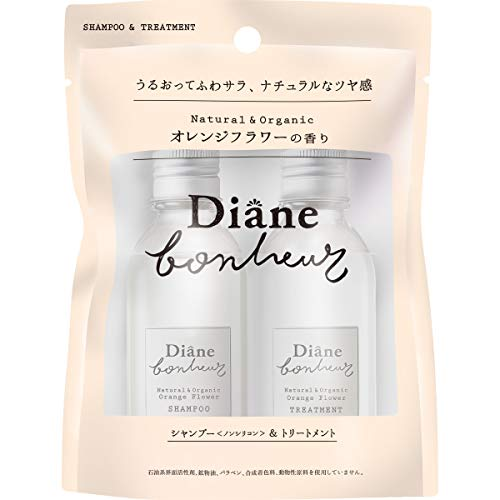 Diane(ダイアン) モイストリラックス シャンプー/トリートメント トライアルの商品画像