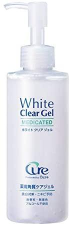 Cure(キュア) ホワイトクリアジェルの商品画像