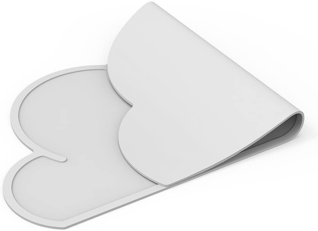 LUCKYBEE(ラッキービー)キッズランチョンマット 雲 (グレー)の商品画像