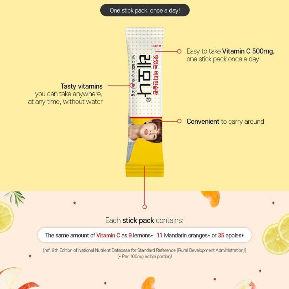 LEMONA(レモナ) LEMONAS酸 ×BTS ビタミン剤の商品画像4