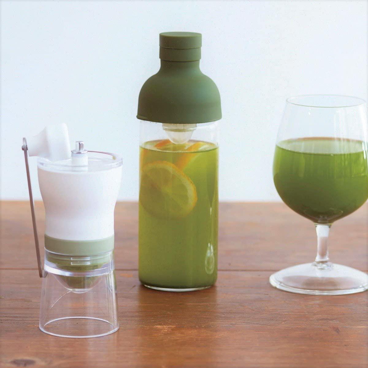 HARIO(ハリオ) お茶ミル ホワイト OMC-1-SGの商品画像6