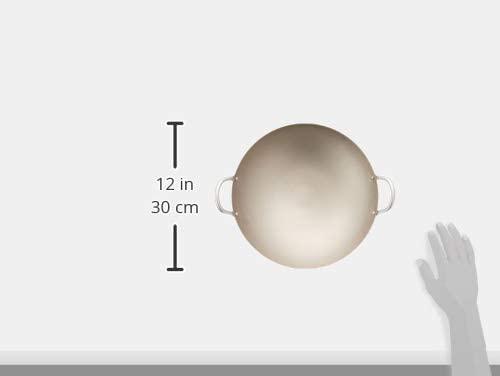江部松(EBM) 純チタン 超軽量 中華両手鍋 30cm 7279900の商品画像6