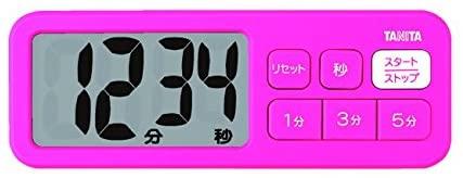 TANITA(タニタ) デジタルタイマー でか見えプラスタイマー TD-395の商品画像