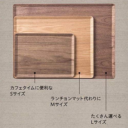 NITORI(ニトリ) 滑り止め加工 木製トレーの商品画像6
