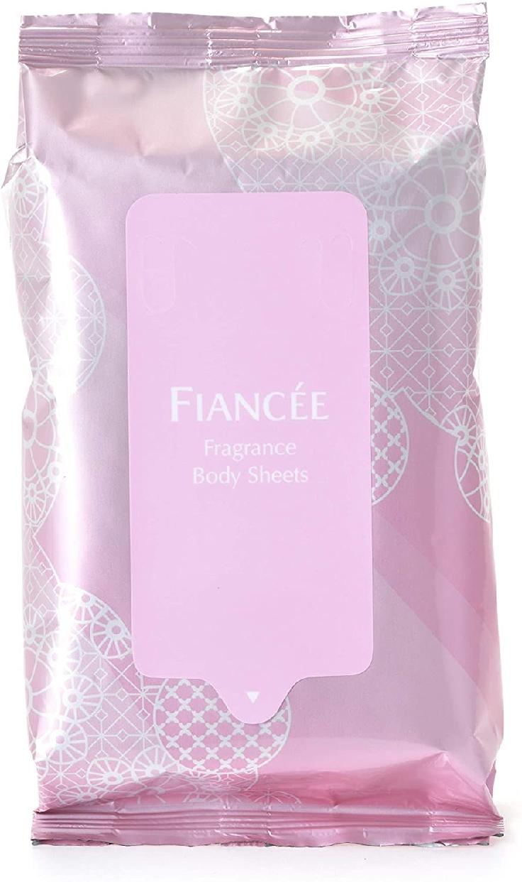 FIANCÉE(フィアンセ) フレグランスボディシートの商品画像3