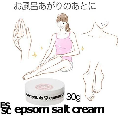 Seacrystals(シークリスタル) エプソム ソルト クリームの商品画像5