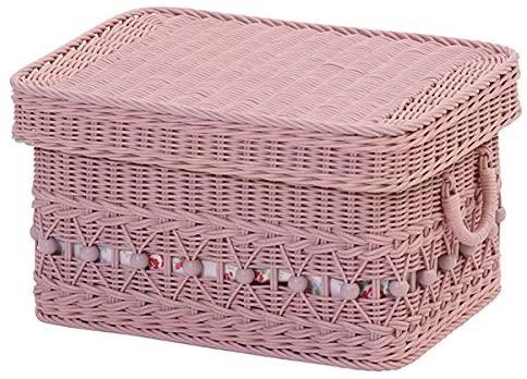 fiore(フィオーレ)収納バスケット かご ピンク GK808PKの商品画像