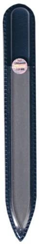 BLAZEK(ブラジェク) ガラス爪やすり 140mm 片面タイプ(プレーン)の商品画像
