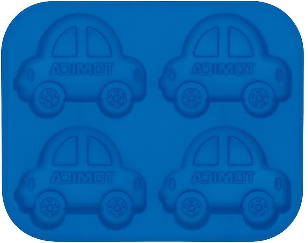 スケーターシリコン製 トミカ ブルー SLM4_111587の商品画像