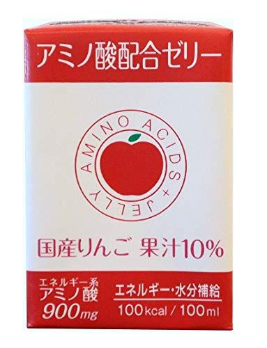 LEOC FOODS(レオックフーズ) アミノ酸配合ゼリー