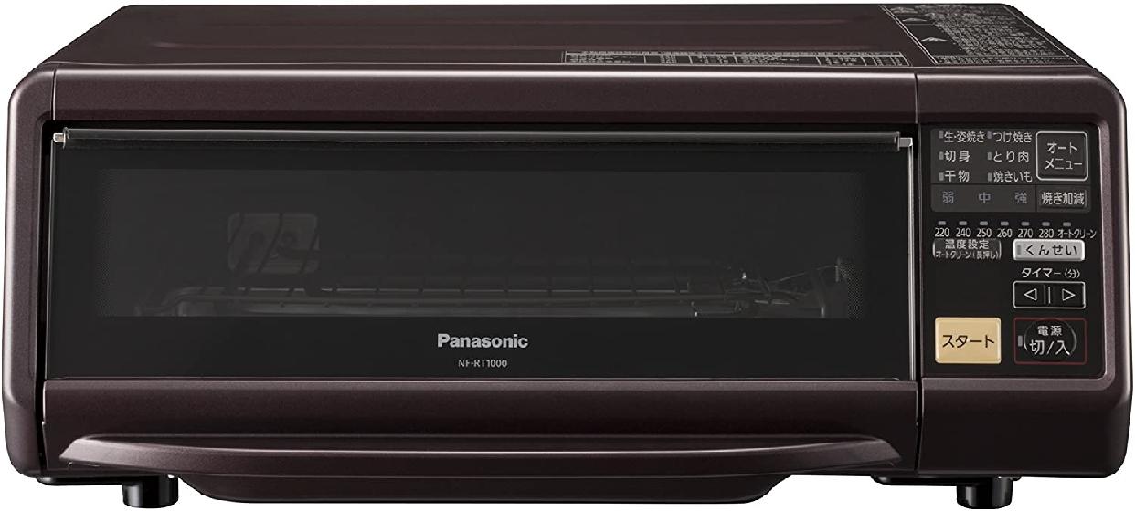 Panasonic(パナソニック) スモーク&ロースター NF-RT1000の商品画像
