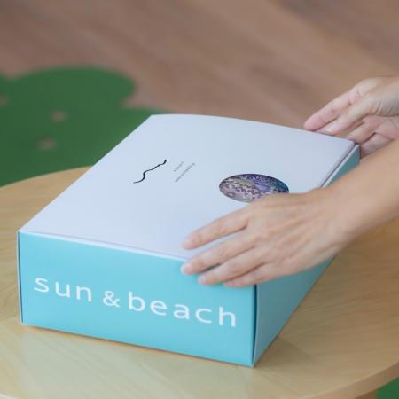 sun&beach(サンアンドビーチ) Organic Mesh One(OM-1)の商品画像10