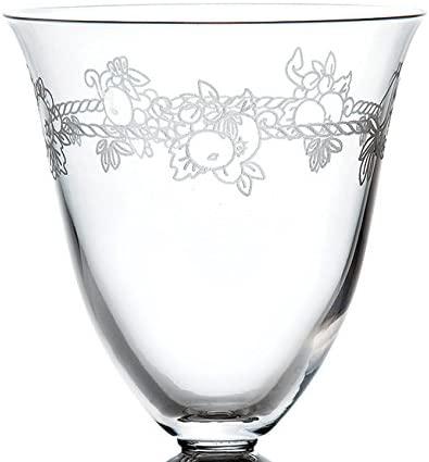 WEDGWOOD(ウェッジウッド) フェスティビティ クリスタル ワイン ペア  1053921 クリアの商品画像3