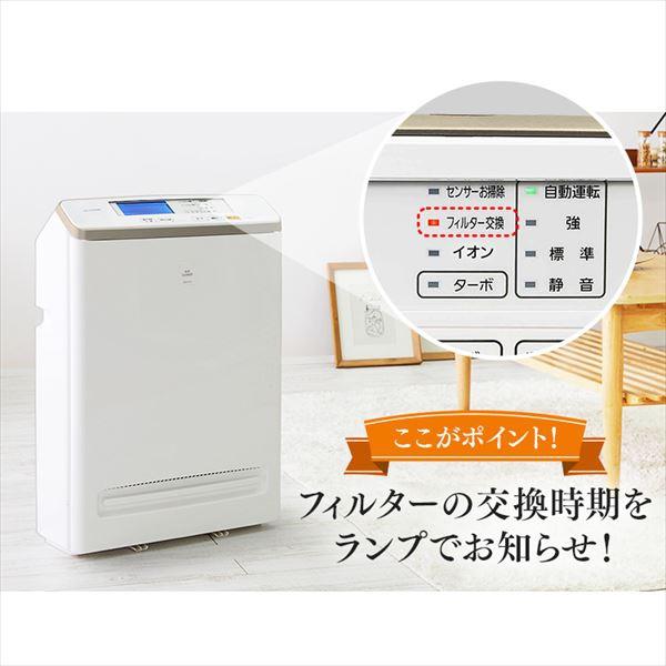 IRIS OHYAMA(アイリスオーヤマ) モニター空気清浄機 RMDK-50の商品画像19