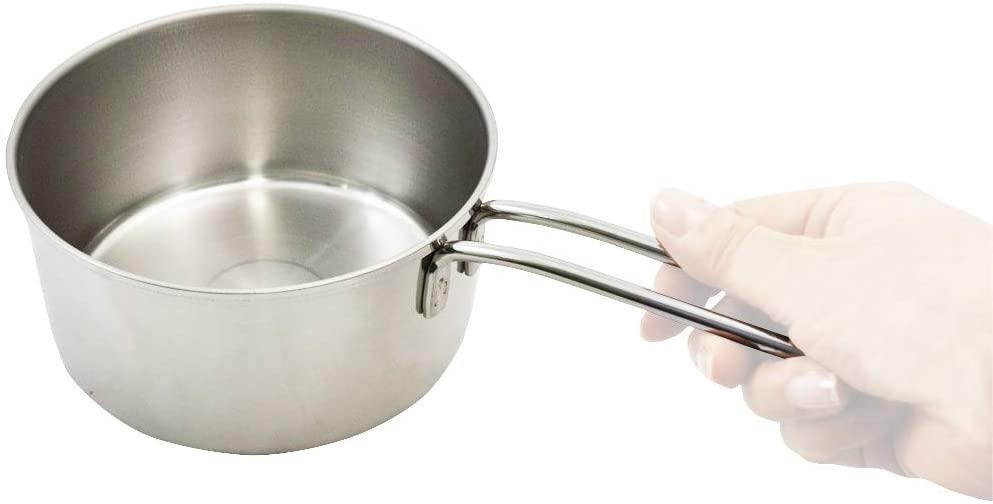 貝印(かいじるし)煮込み鍋 ユータイム3 ミニ 14㎝ DZ2001の商品画像6