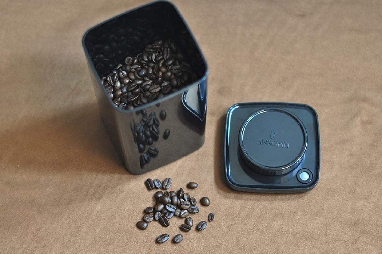 ANKOMN(アンコムン) 真空保存容器ターンシール 0.6Lの商品画像4