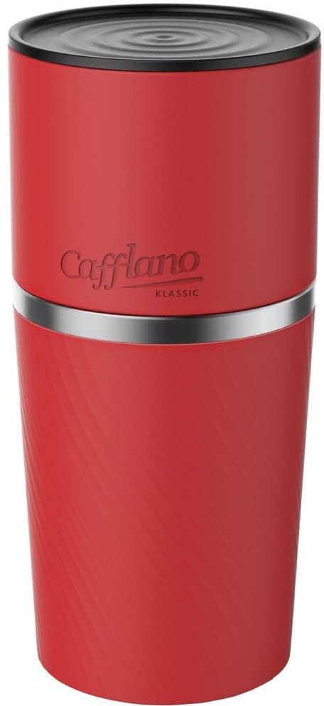 Cafflano(カフラーノ) コーヒーメーカー ハンドドリップ コーヒーミル CK-RDの商品画像
