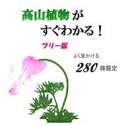 hik16(エイチアイケーシックスティーン) 高山植物がすぐわかる