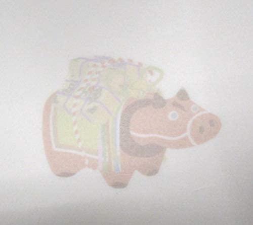 宝雅堂(ホウガドウ) 令和3年 干支「丑」 懐紙セット 3帖セット 90枚の商品画像8