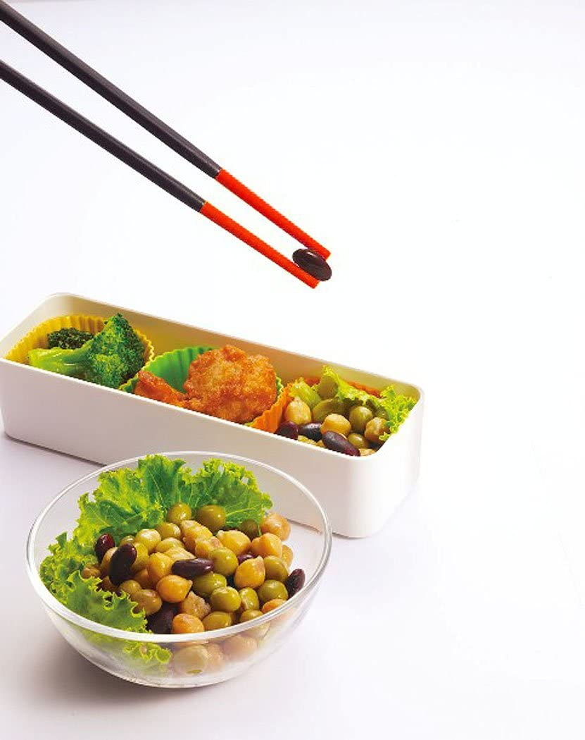 MARNA(マーナ) シリコーン菜ばしミニ 「chocotto」 レッド K515Rの商品画像3