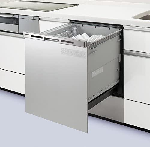 Panasonic(パナソニック) ビルトイン食器洗い乾燥機 NP-45MC6T シルバーの商品画像