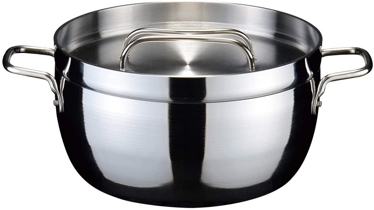 TSBBQ(ツバメサンギョウバーベキュー)ライトステンレス ダッチオーブン10 ステンレスTSBBQ-005の商品画像2